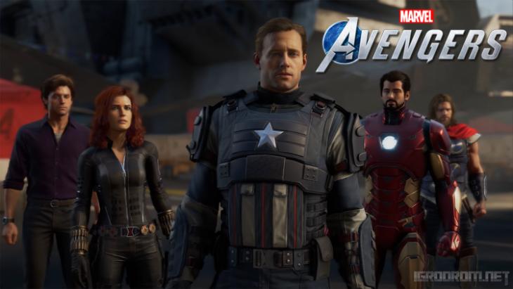 Сюжет в Marvel's Avengers надо проходить в одиночку