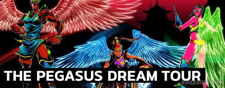 The Pegasus Dream Tour