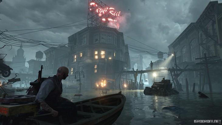 The Sinking City вийде ексклюзивно в магазині Epic Games