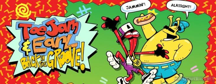 ToeJam & Earl: Back in the Groove!