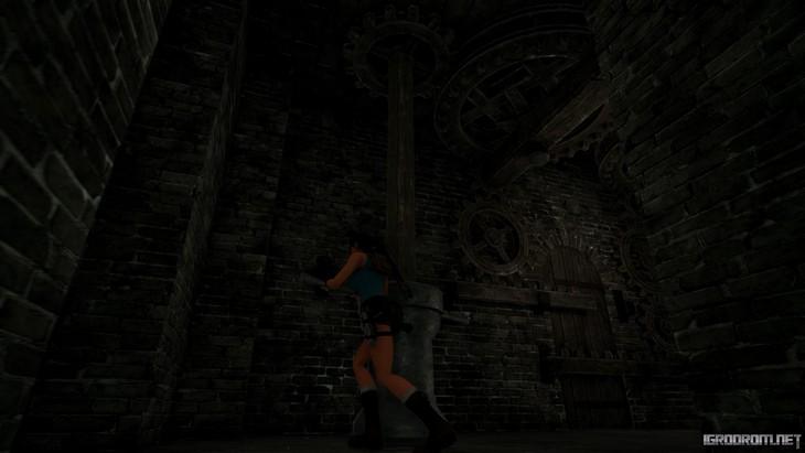Геймплейные скриншоты Tomb Raider: The Dagger of Xian