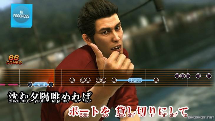 Первые скриншоты Yakuza 6 The Song of Life