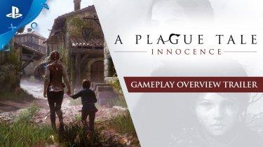 Основные особенности приключенческой игры A Plague Tale: Innocence