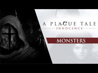 Второстепенные персонажи в трейлере A Plague Tale: Innocence