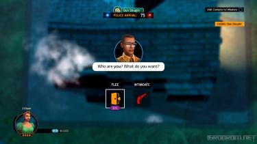 Анонсирована American Fugitive – изометрическая игра в традициях GTA и A Way Out
