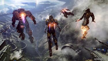 BioWare планирует добавить в Anthem режим PvP и новую локацию