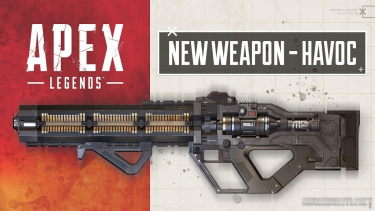Игроки Apex Legends получили первое новое оружие Havoc