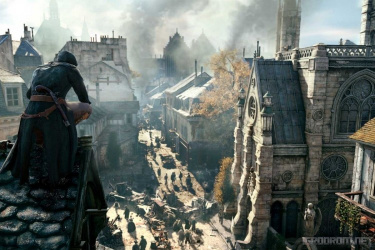 Ubisoft раздает Assassin's Creed Unity и жертвует на реставрацию Нотр-Дама