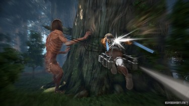 Attack on Titan 2: Целься и атакуй! 5