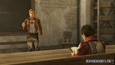 Attack on Titan 2: Пополнение среди скриншотов 3