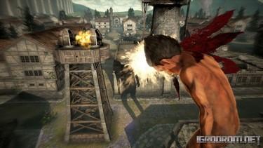 Attack on Titan 2: Пополнение среди скриншотов 6