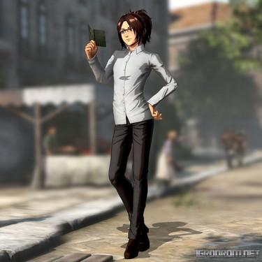 Attack on Titan 2: Новое воплощение известных персонажей 9