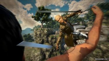Attack on Titan 2: Персонажи старшего возраста 2