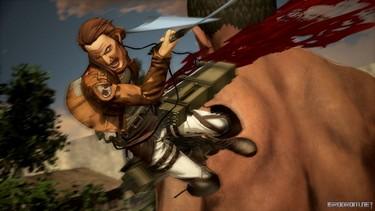 Attack on Titan 2: Персонажи старшего возраста 3