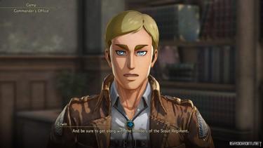 Attack on Titan 2: Изображение игрового процесса 1