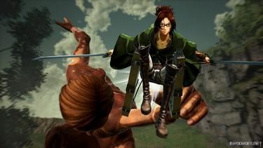 Attack on Titan 2: Новая шестерка героев 1