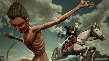 Attack on Titan 2: Новая шестерка героев 2