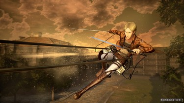 Attack on Titan 2: Новая шестерка героев 4