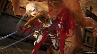 Attack on Titan 2: Новая шестерка героев 5