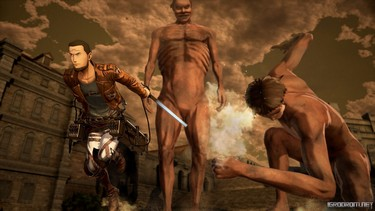 Attack on Titan 2: Новая шестерка героев 6
