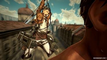 Attack on Titan 2: Знакомьтесь с Thomas Wagner, Mina Carolina, Nile Dawk, Marlo и Hitch 2