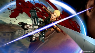 Attack on Titan 2: Новая тройка персонажей 1