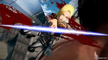 Attack on Titan 2: Новая тройка персонажей 3