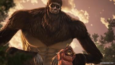 Attack on Titan 2: Изображение игрового процесса 2