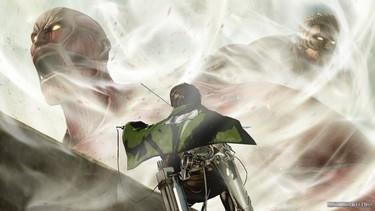 Attack on Titan 2: Изображение игрового процесса 4