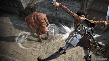 Attack on Titan 2: Изображение игрового процесса 7