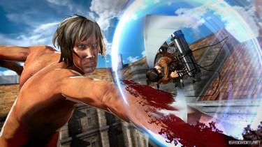 Attack on Titan 2: Изображение игрового процесса 8