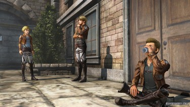 Attack on Titan 2: Городская жизнь 4