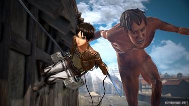Attack on Titan 2: Персонажи 1
