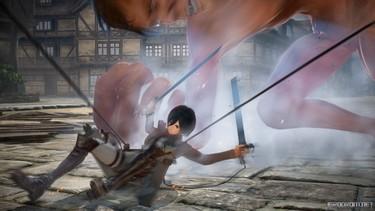 Attack on Titan 2: Персонажи 2