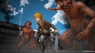 Attack on Titan 2: Персонажи 3