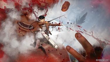 Attack on Titan 2: Персонажи 4