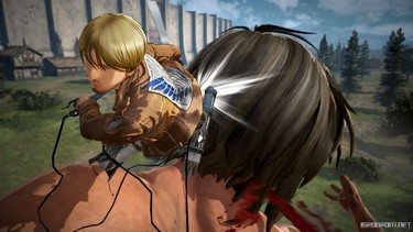 Attack on Titan 2: Персонажи 5