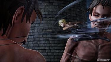 Attack on Titan 2: Персонажи 6