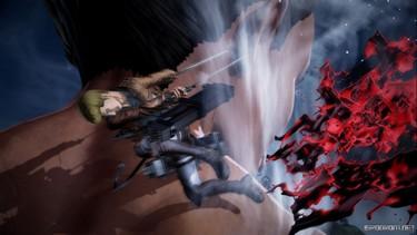 Attack on Titan 2: Персонажи 7