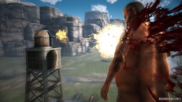 Attack on Titan 2: Опорные пункты, базы 2