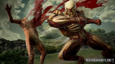 Attack on Titan 2: Титаны 1
