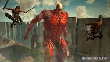 Attack on Titan 2: Титаны 2