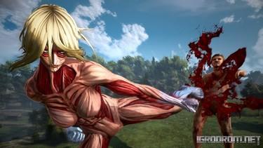 Attack on Titan 2: Титаны 3