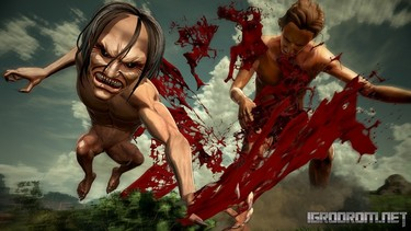 Attack on Titan 2: Титаны 4