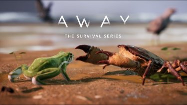 Пригоду AWAY: The Survival Series винесли на Kickstarter