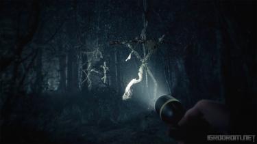 Геймплей и системные требования новой игры Blair Witch 1