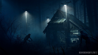 Геймплей и системные требования новой игры Blair Witch 2