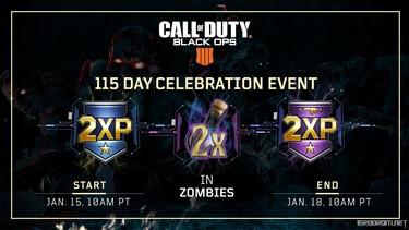 Call of Duty: Black Ops 4: Патч 1.11 и большое событие для фанатов зомби