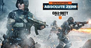 Call of Duty: Black Ops 4: Вторая операция – «Absolute Zero»