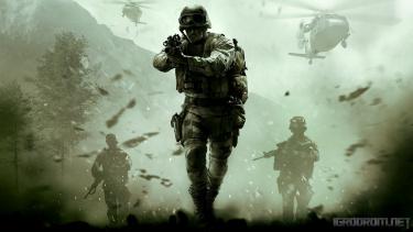 Видео-анонс Call of Duty: Modern Warfare пользуется популярностью